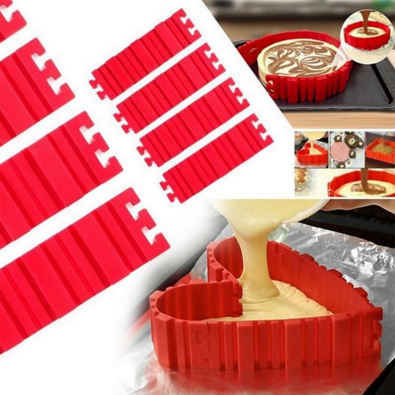 Flex Shape Baking Mold