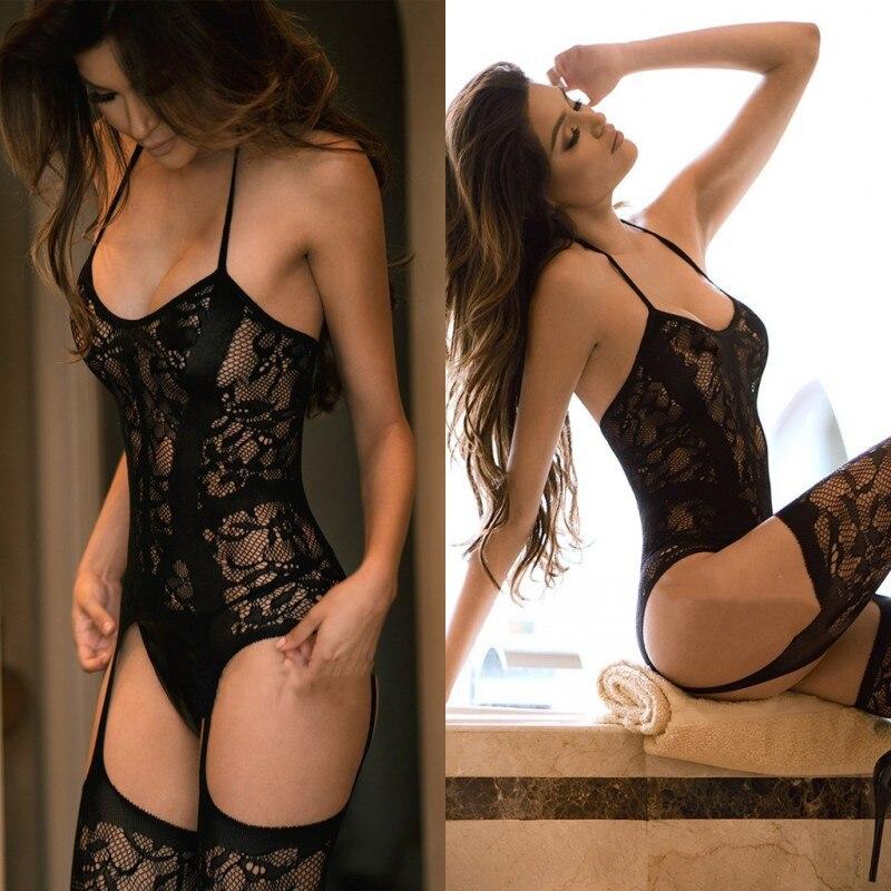 Women Sexy Lingerie Hot Erotic Baby Dolls Dress Women Teddy Lenceria Sexy Mujer Sexi Babydoll Underwear Sexy Costumes 2