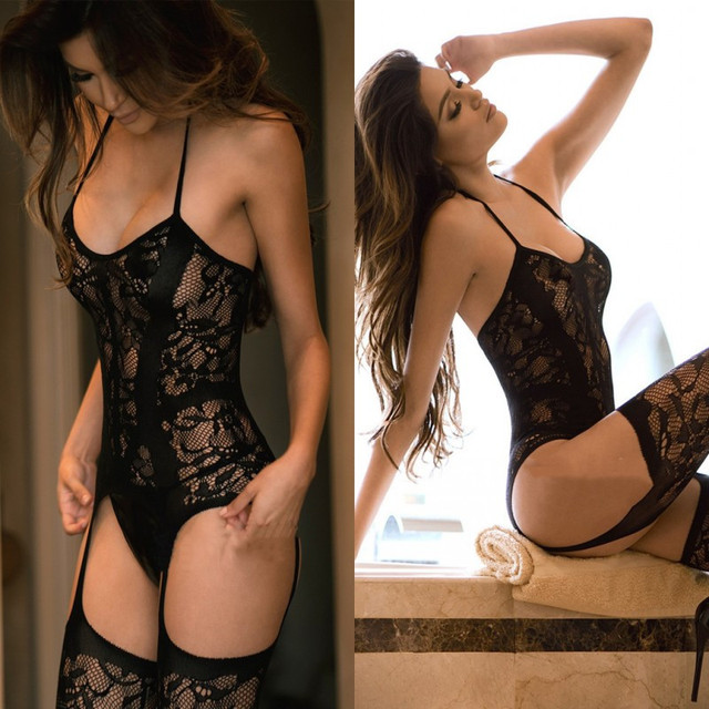 Women Sexy Lingerie Hot Erotic Baby Dolls Dress Women Teddy Lenceria Sexy Mujer Sexi Babydoll Underwear Sexy Costumes 2