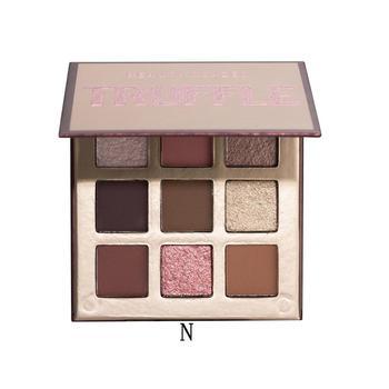 Beauty Glazed 9 Colors Eyeshadow Palette Shimmer Waterproof Metallic Matte Eye Shadow Powder Make Up Maquillage 19