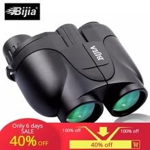 10X25 Zoom Porro Binoculars Telescope Pocket Camping Hunting Binocular Spotting Scope Portable Binoculo Telescopio Tools Caza