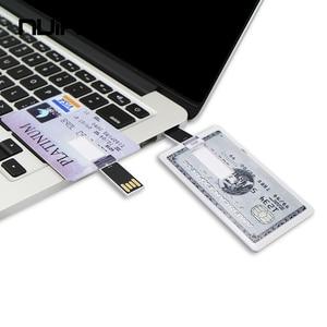 Image 5 - Cartão de crédito hsbc p.com brad.com, memória flash usb 8gb 16gb pendrive usb flash drive 32gb pen drive 64gb 128gb