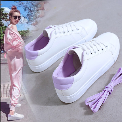 Small White Shoes Women's New Fashion Wild Soft Bottom Comfortable Casual Shoes
