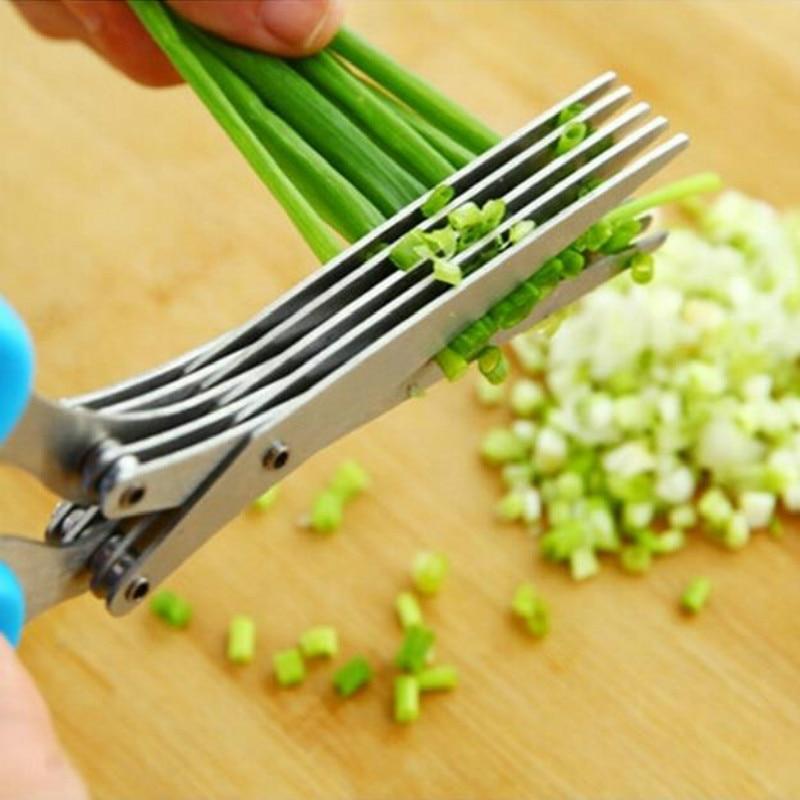 Multipurpose 5 Layers Scissor