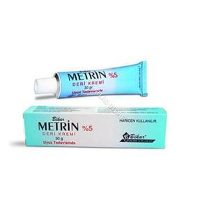 METRIN 5% permethrin cream 30g / 1oz treatment buy scabies and pubic lice