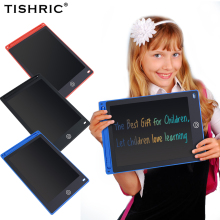 """TISHRIC 1"""" дюймовый ЖК-стол для рисования, Детская письменная доска с цветным экраном, цифровой графический планшет для рисования, Детские Подарочные игрушки"""
