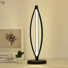 Nordic Creative Geometry Individual Led Table Lamp Tricolor Bedroom Bedside Office Study Art Simple Modern Fashion Desk Lights цены онлайн