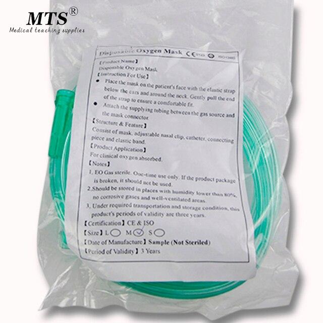 Nebulization Kit Including Cup Mask Tubing Nebulizer Kit for Medical Oxygen Concentrator Nebulizer 2pcs