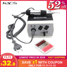 KADS Drills-Accessory Manicure-Set Nail-Drill 30000 Rpm Speed-Control