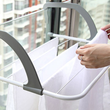 Outdoor Folding Rack For Clothes Towel Dryer Storage Multi-purpose Drying Large Clip