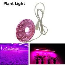 Grow-Lamp Flower Seedling Led Plant Full-Spectrum led 1m USB 2835 for Smd-0.5m 2m