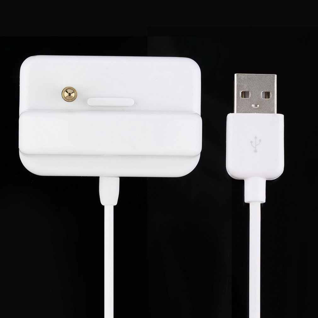 Cargador USB y sincronización reemplazo de carga cuna de estación de acoplamiento para Apple para iPod para Shuffle 2 2ND 3 3RD GEN 2G