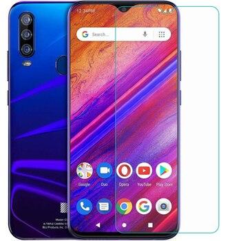 Перейти на Алиэкспресс и купить Для Blu G9/Blu G9 Pro закаленное стекло 9H 2.5D Высокое качество протектор экрана на Blu G9Pro смартфон стеклянная пленка крышка
