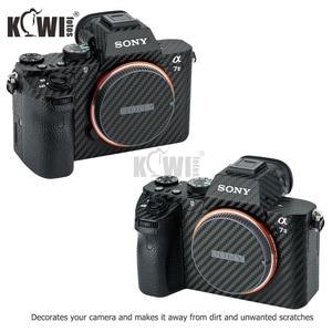 Image 2 - Película protectora de fibra de carbono antiarañazos para Sony A7M2 A7SM2 A7RM2 A7 II A7S II A7R II A7II A7SII A7RII Cámara 3M