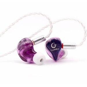 Image 2 - GuideRay GR i Series DD+BA Hybrid HiFi in Ear Earphones with 0.78mm Cable GR i18 /GR i58/GR i68