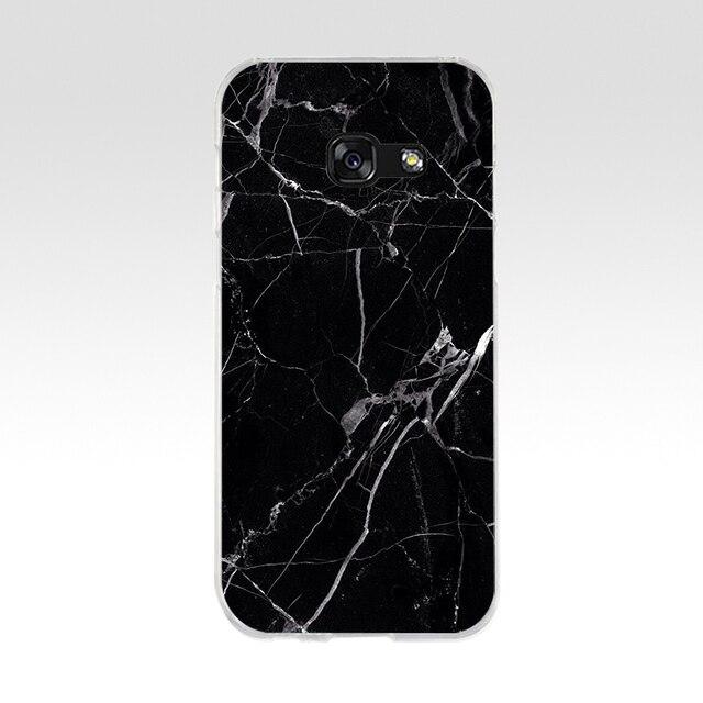 156FG Granite Scrub Marble Stone   Soft Silicone Tpu Cover phone Case for Samsung a3 2016 a5 2017 a6 plus a7 a8 2018 s6 7 8 9