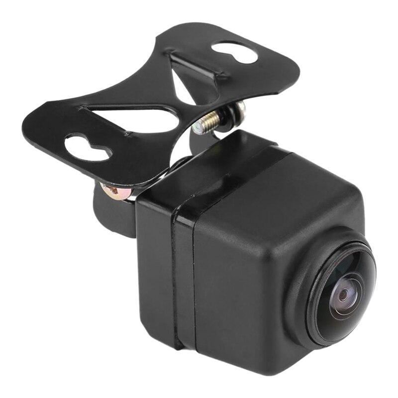 180 stopni kamera samochodowa duży szeroki kąt aparat z przodu dla Dvd kamera cofania bez linia parkowania kamera boczna