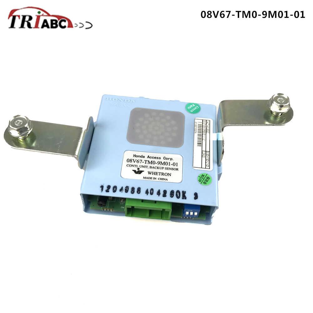 New Sliver Backup Aid PDC Parking Sensors 39680-SHJ-A61 For Honda ...