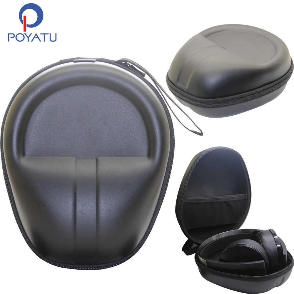 Poyatu Platinum Wireless Case For Sony Playstation Platinum Wireless Headset Headphone Ps4 Headphone Carrying Pouch Box Aliexpress