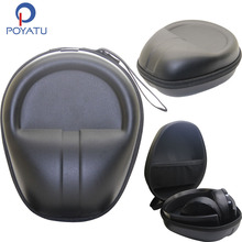 Poyatu Platinum Wireless Case for Sony PlayStation Platinum Wireless Headset Headphone PS4 Headphone Carrying Pouch Box