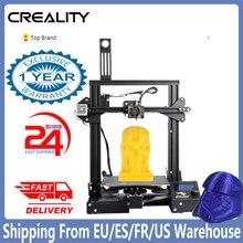 3D Ender 3 Pro 3D принтер обновленная магнитная сборка пластина для повторной печати неисправности питания DIY KIT ender 3