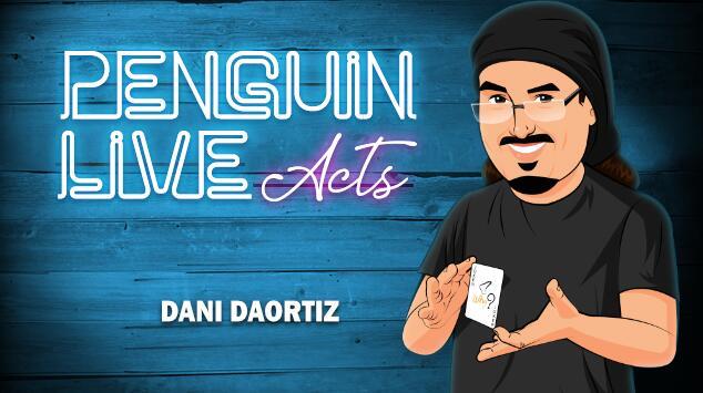 Dani DaOrtiz Penguin Live ACT