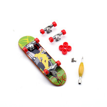 Toy Accessories Finger Skateboard Parts Finger scooter Extra Parts Screwdriver/Metal Bracket/Wheel(China)