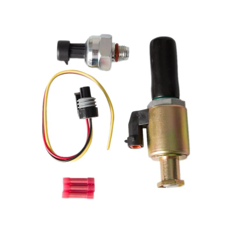 For Ford 7.3L Crude Oil-IPR ICP Fuel Injection Pressure Regulator Control Sensor 1841217C91
