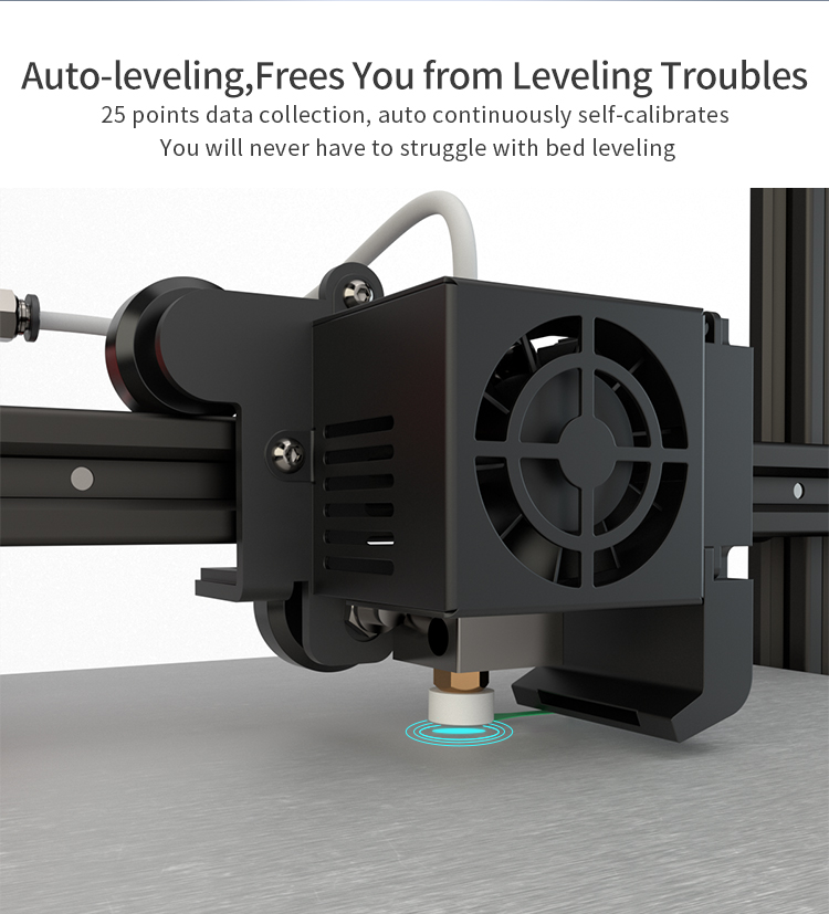 Anet ET4 3D Printer (3)