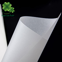 A4 size Art Paper Tracing Sulfuric Acid Paper clear