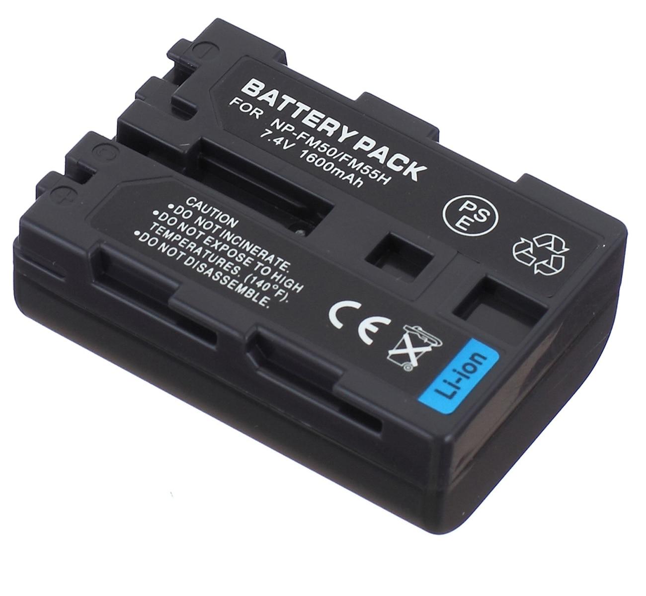 3x BATTERY INTENSILO 3200mAh FOR SONY DCR-PC6 PC6E PC8 PC9 PC9E PC100 E