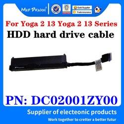 Новый оригинальный кабель для ноутбука SATA SSD HDD жесткий диск Соединительный кабель для Lenovo IdeaPad Yoga 2 13 Yoga 2 13 серии DC02001ZY00