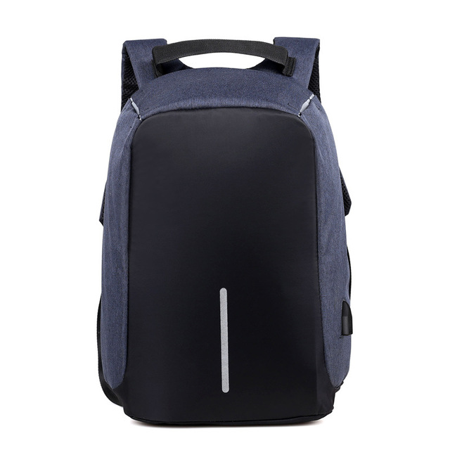 Anti-theft Bag Men Laptop Rucksack Travel Backpack Women Large Capacity Business USB Charge College Student School Shoulder Bags