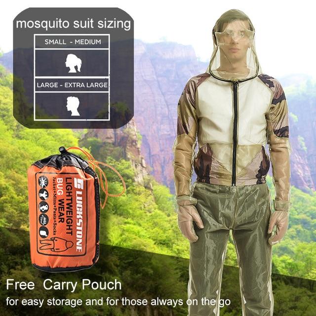 menfly сетчатый костюм с защитой от пчелы для активного отдыха фотография