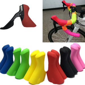 Bicycle Dual Control Lever Bracket Cover Bike Shift Case Cycling Accessories for Kit Shimano 105 ST-4700 5800 6800