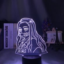 Фигурка dkimetsu no yaiba nezuko kamado для прикроватного декора