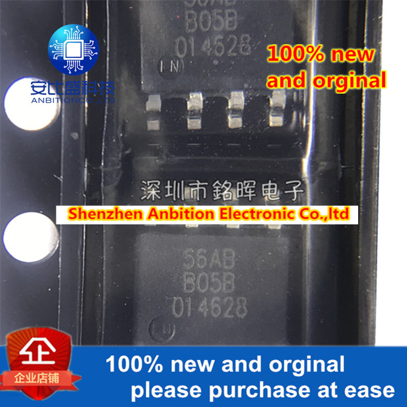 10pcs 100% New And Orginal LN2556 LN2556SRC 56AB 56AN 56AM 56AA SOP8 In Stock