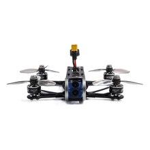 Gerpc CineStyle 4K 3 pouces 144mm FPV Drone de course PNP BNF avec F7 double contrôleur de vol gyroscopique 35A ESC 1507 3600KV moteur sans brosse