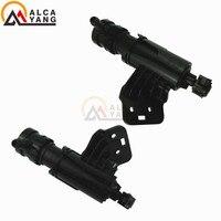 Headlamp washer Nozzle 98671 C3000 LH& 98672 C3000 RH FOR Hyunda Sonata 9 Front headlight washer Bumpers    -