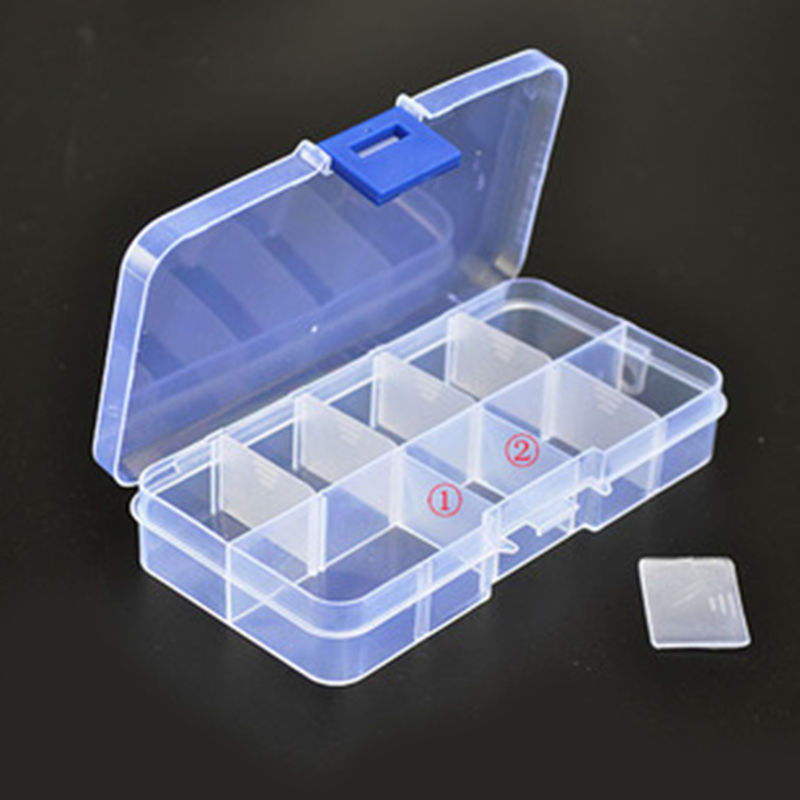 Fishing Lures Box-Accessories Tackle-Box Fish-Organizer Plastic Boxes Hook Storage-Case