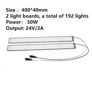Image 2 - Sanoto フォトボックス led 照明キット写真職業補助光ソフトボックスランプ 5500 用ミニフォトスタジオ写真ライトボックス