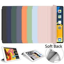 Para o iPad 9.7 5th 4 6th 2018 Funda Para Ar iPad 10.9 2020 Caso Mini 123 8th 4 5 Capa Para iPad 10.2 7th 10.5 2017 Pro 2nd 11 caso