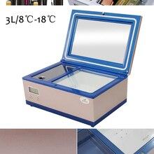 Freezer-Mask Refrigerator Portable Small XEOLEO Storage-Box Cosmetics Emulsion Beauty