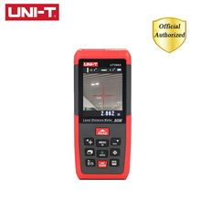 UNI-T UT396A/UT396B Laser Distance Meter 80M 120M Camera Infrared Measuring Instrument Area/Volume Data Storage laser distance meter uni t ut396b 120m laser digital range finder measure area volume with camera auxiliary usb online function