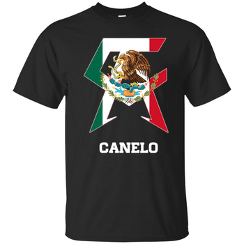 Team Canelo Alvarez T-Shirt Cotton O-Neck Short Sleeve Men's T Shirt New Size S-3XL men s o neck popuko and pipimi t shirt yakuza pop team epic tee shirt vintage t shirt cotton s 6xl camiseta