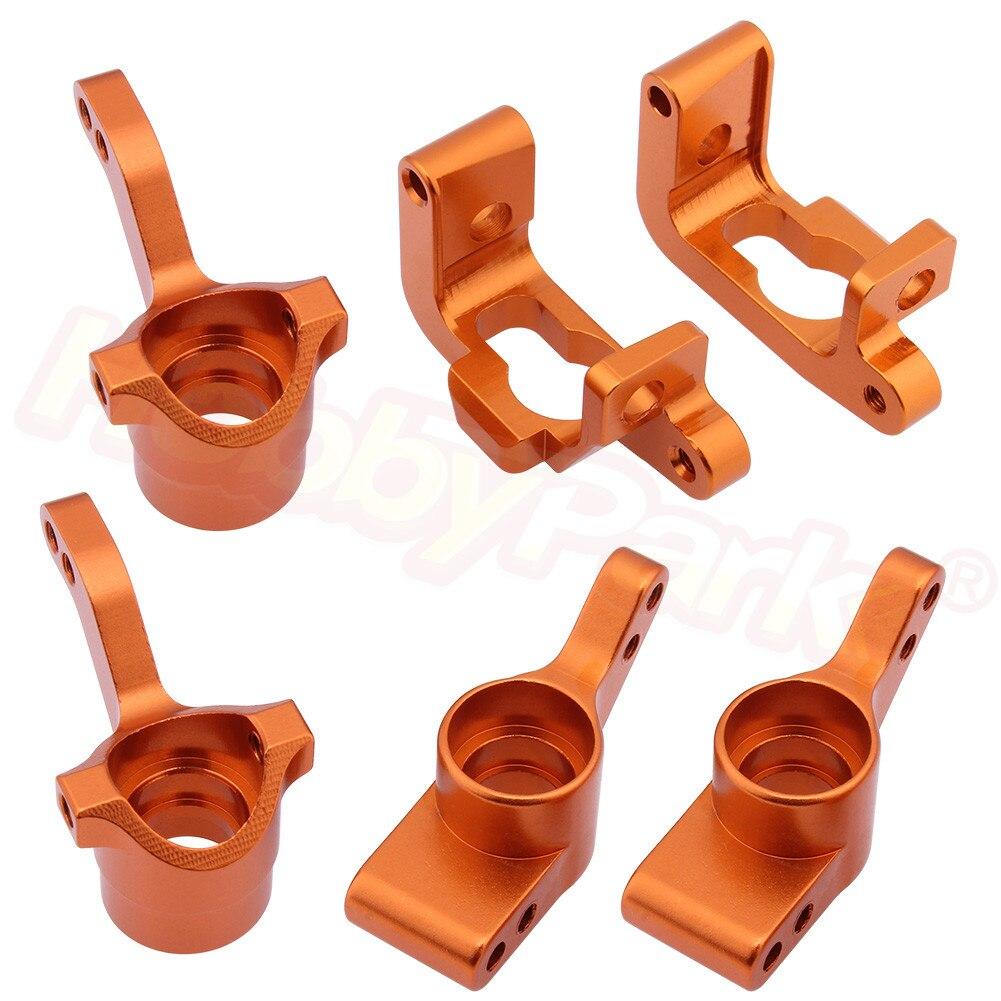 Image 5 - For HPI Bullet ST 3.0 MT WR8 RTR Kit Aluminum Steering Knuckle C Hub Carrier Replace #108077 108078 108021 101208 Upgrade Partsreplacement partsparts forsteering hub -