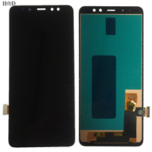 Incell LCD For Samsung Galaxy A8 Plus A730 A730F LCD Display Touch Screen Digitizer Panel Assembly For Galaxy A8+ 2018 Duos Tool