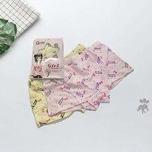 Underwear Summer And Cotton Print Modal Girl's Children's