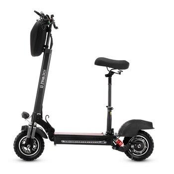 Patinete eléctrico iScooter 2020 de 10 pulgadas, Motor eléctrico inteligente de 600W, Hoverboard plegable, Patinete eléctrico adulto
