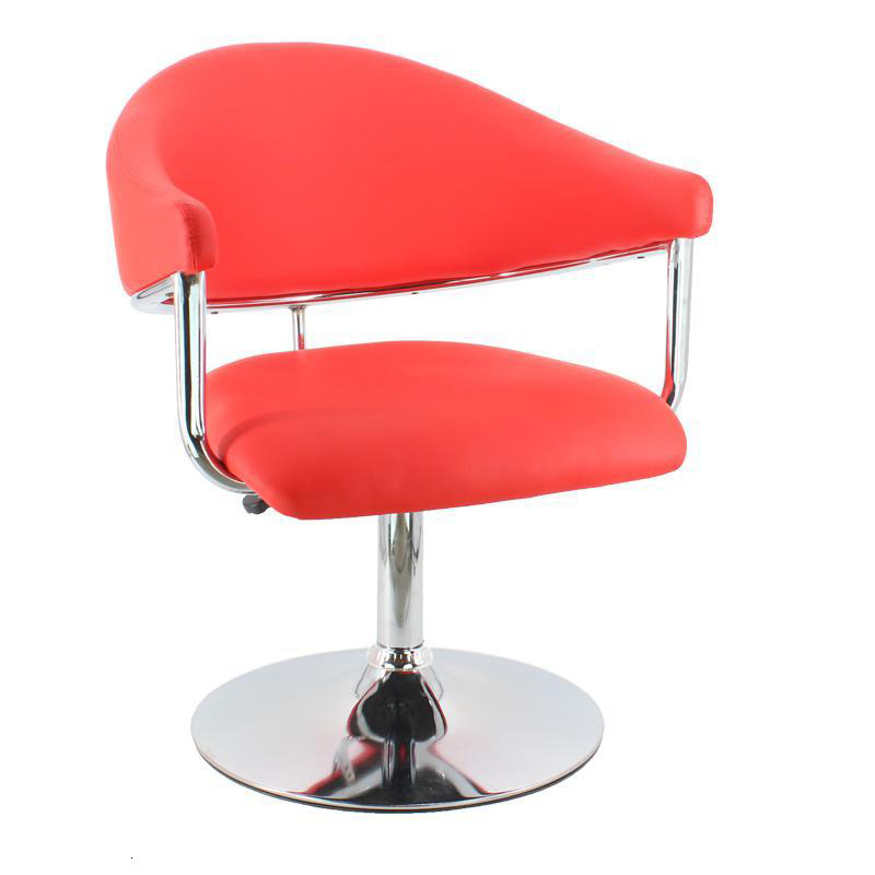 B Simple Barber Shop Chair Hair Salon Dedicated   Beauty  Stool American Style Trend Net Red Lifting